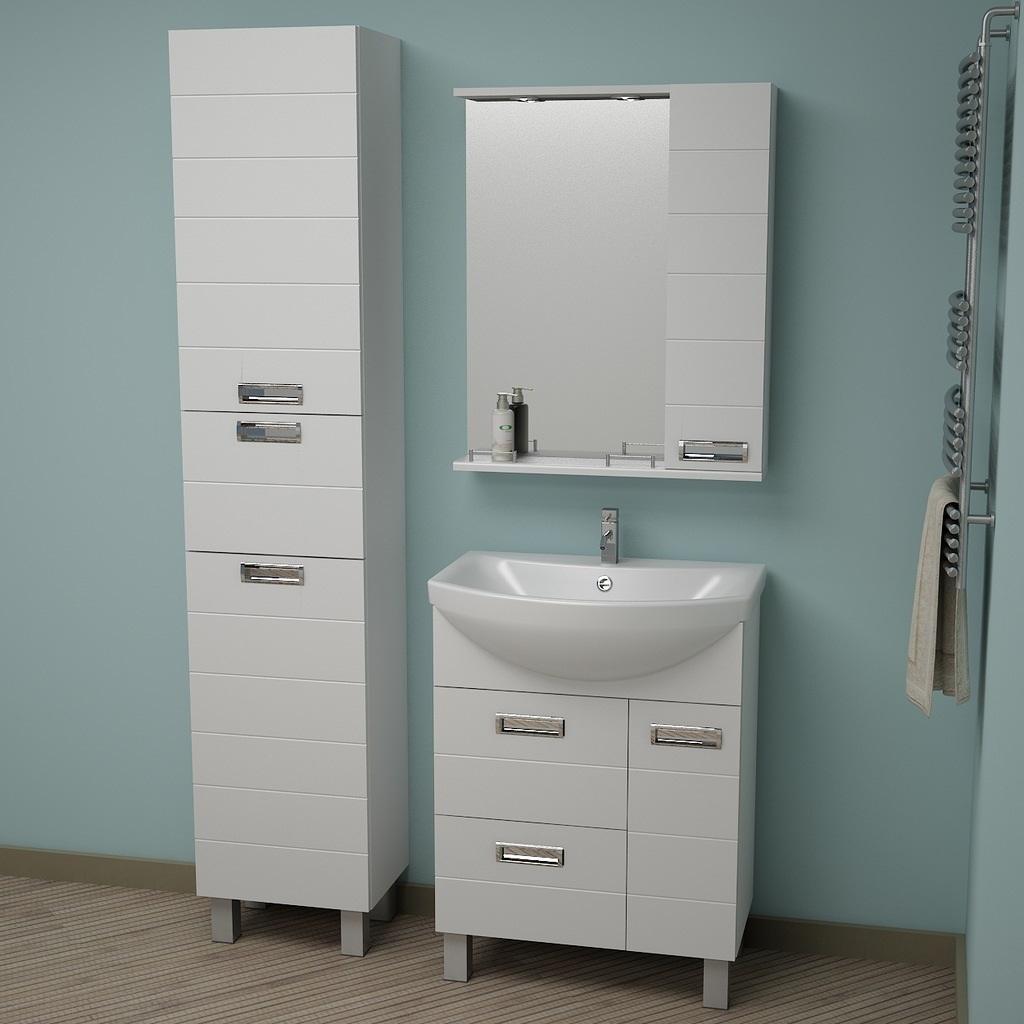 Мебель для ванной балтик Поддон для душа Riho 272 100x80 см