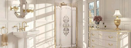 двери для душа