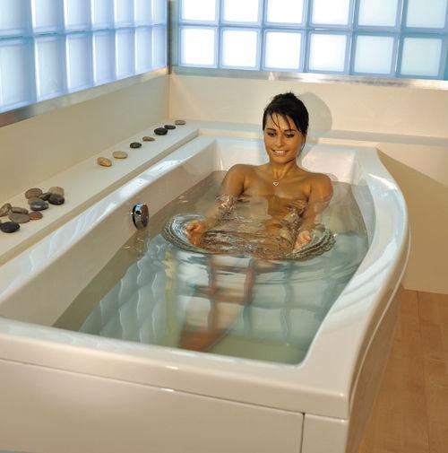 Установка ванной своими руками фото